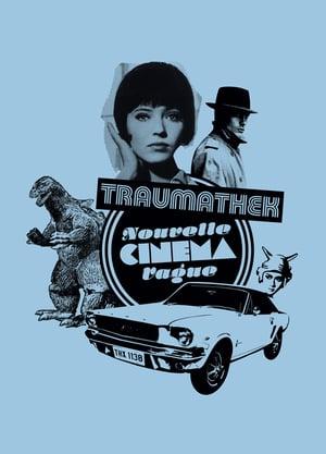 Traumathek T-Shirt Sky Blue