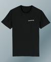 Black T-Shirt - Small Pocket Badge Speakeasy Logo