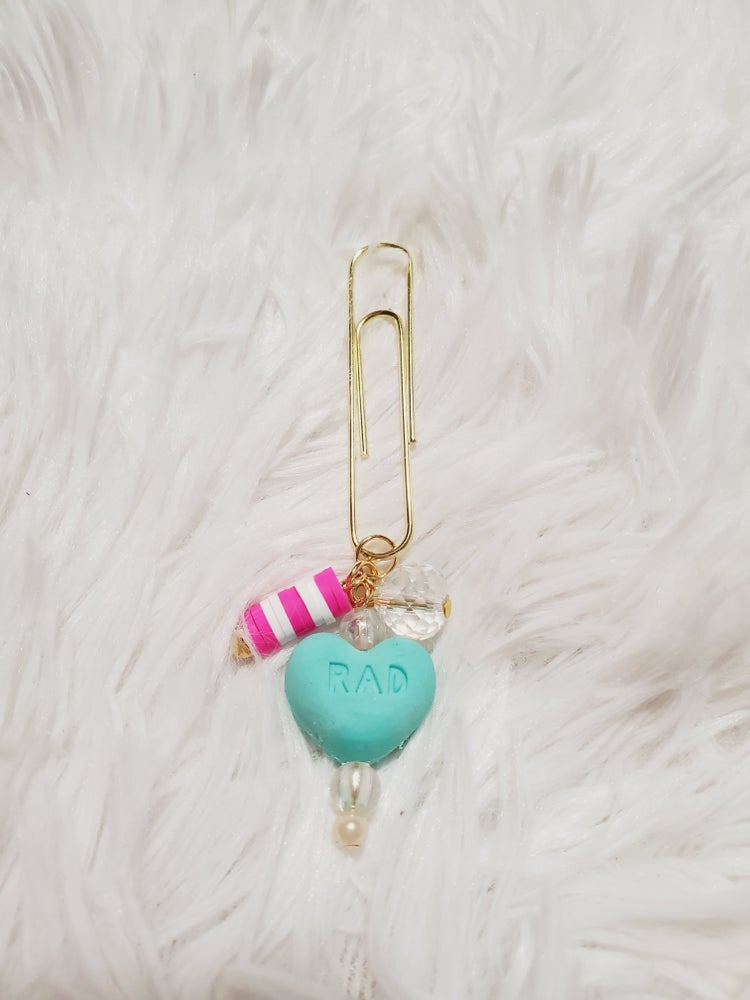 Image of Heart Planner Clip 3