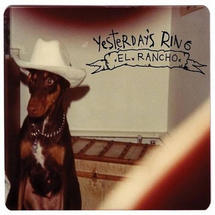 Image de Yesterday's Ring - EL RANCHO CD