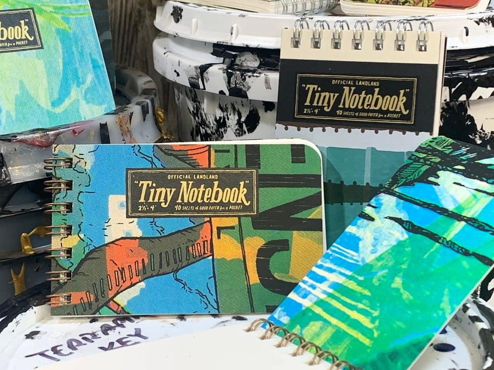 The Official Landland TINY Notebooks!