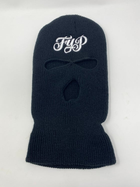 Image of OG Logo Ski Mask Black