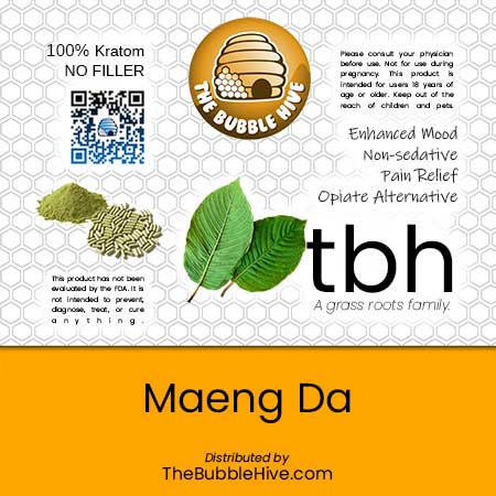 Image of Maeng Da Kratom (Powder & Capsules Available)