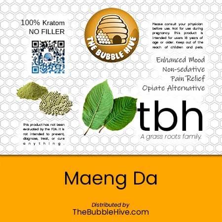 Image of Maeng Da Kratom Powder