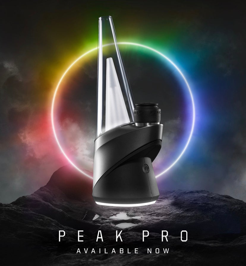 Image of Puffco Peak Pro Now Available