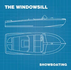 Image of The Windowsill - Showboating Lp Repress (Blue Vinyl)