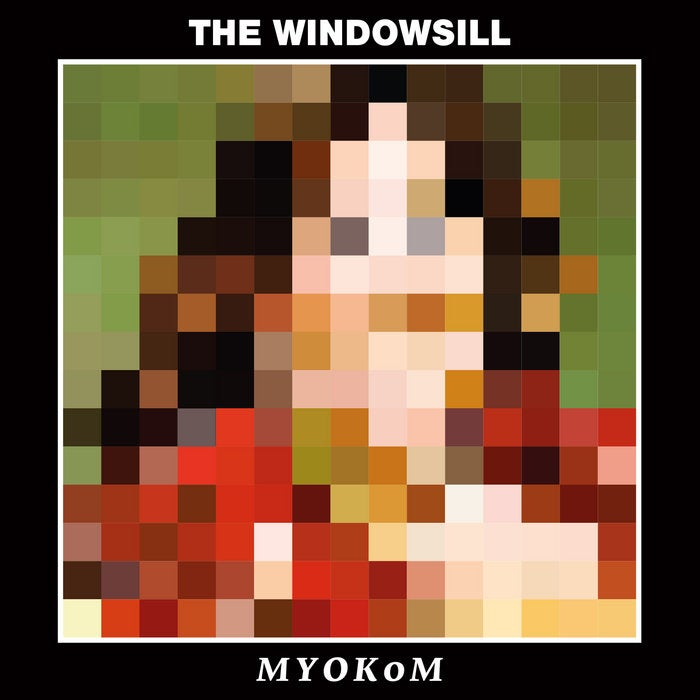 Image of The Windowsill - MYOKOM Lp repress (Pink Vinyl)