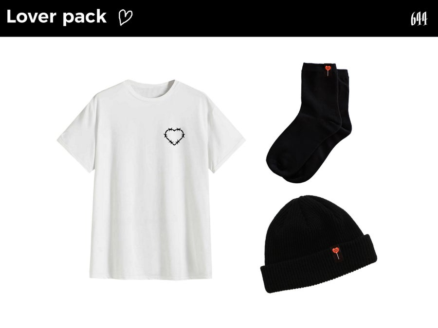 Image of Lover pack