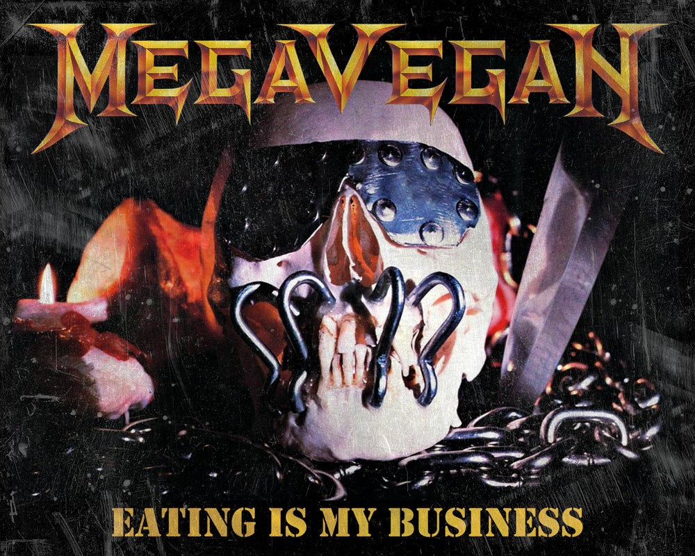 Image of Megavegan
