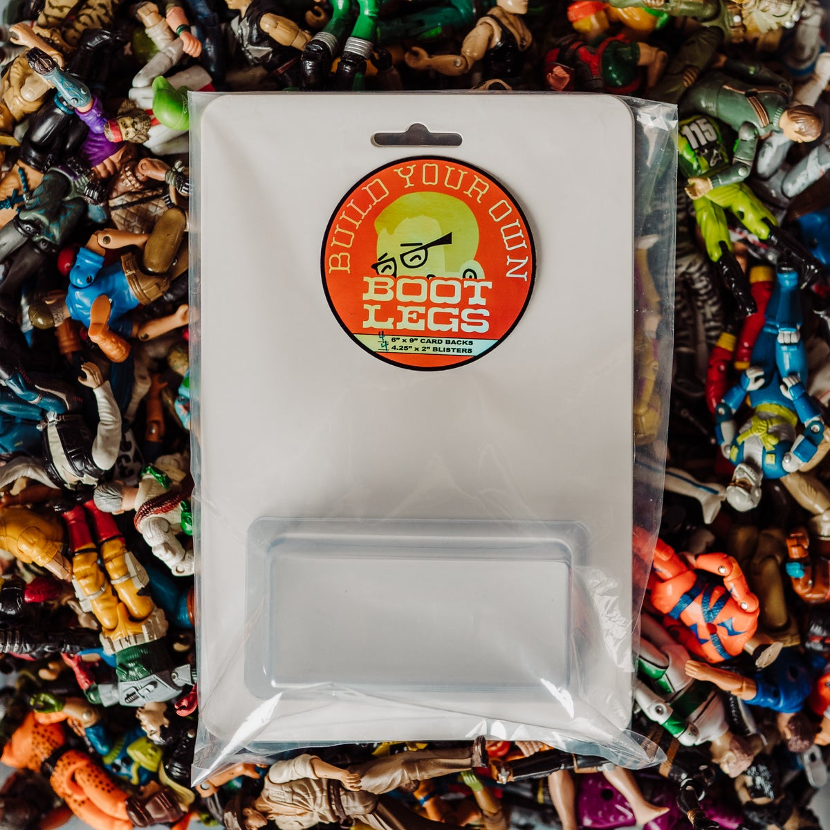 Image of Build Your Own Bootleg DIY Packaging Kit