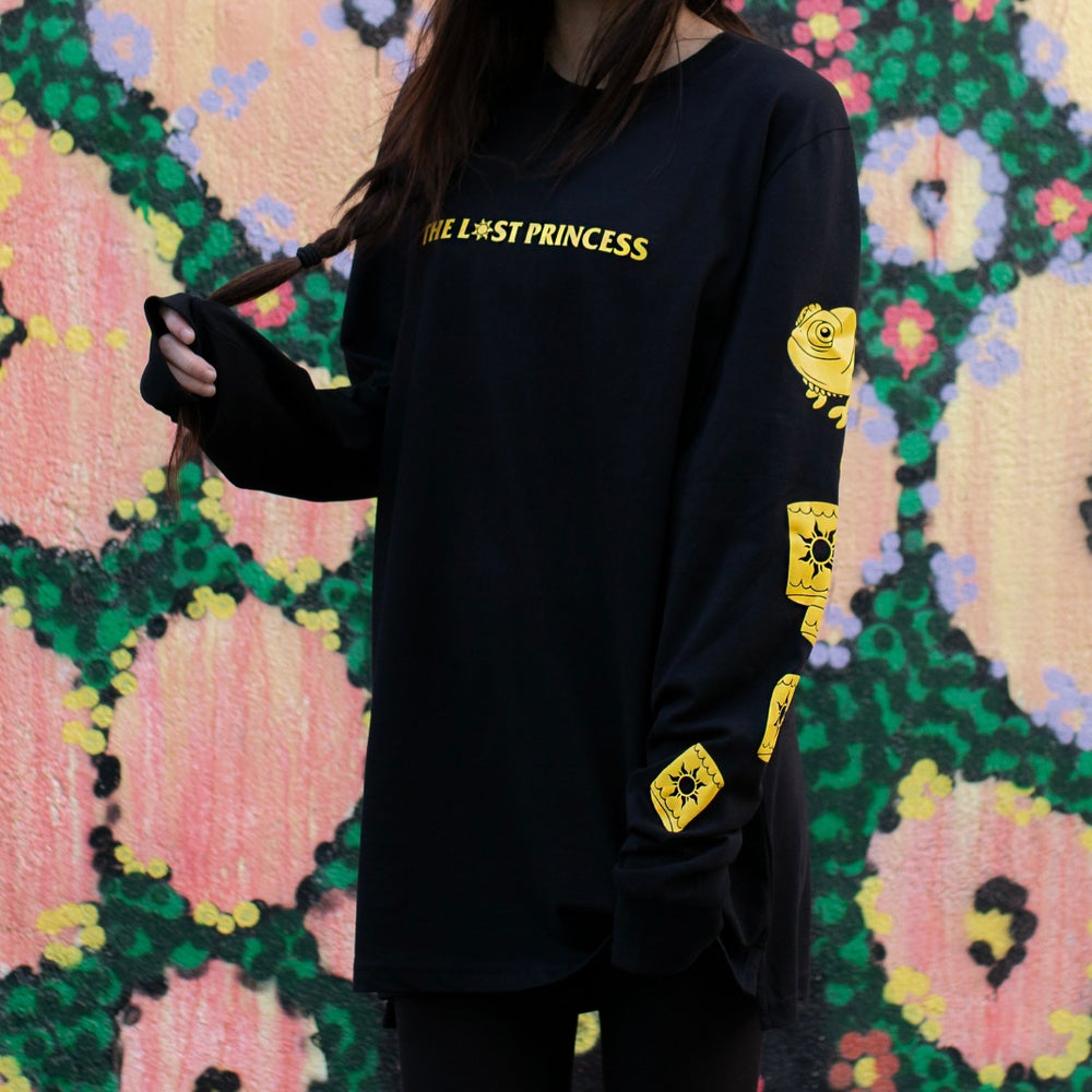 Image of Lost Princess long sleeve