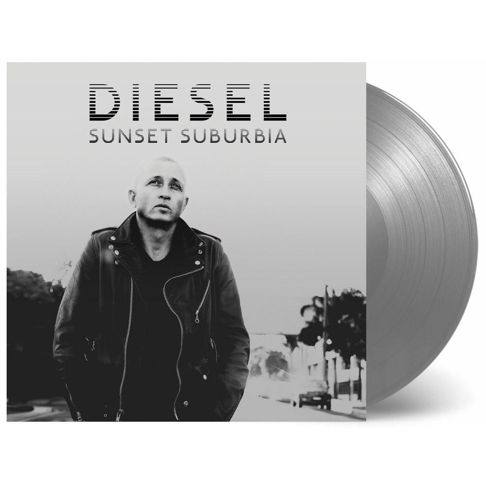 Image of Sunset Suburbia - LIMITED EDITION SILVER VINYL
