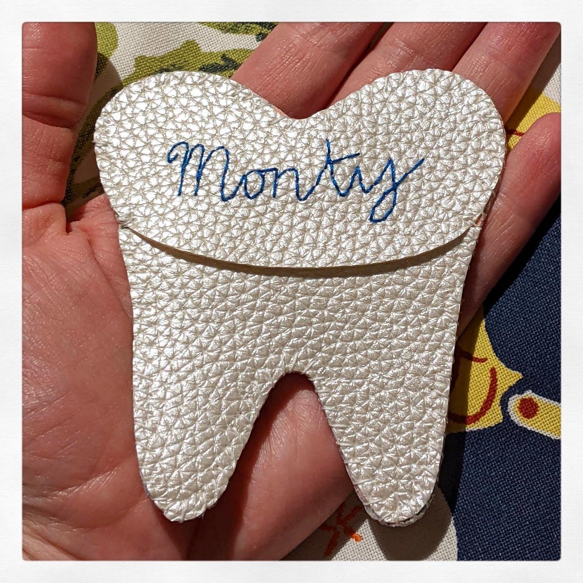 Image of Happy Tooth Pouch