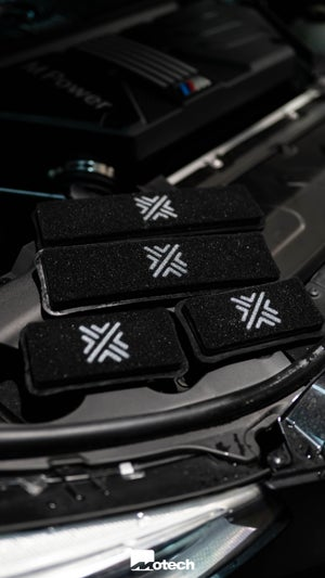 Image of Pipercross  BMW X3M X4M 2019+ Panel Filters