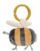 Image of Little Dutch Hochet Peluche vibrante abeille