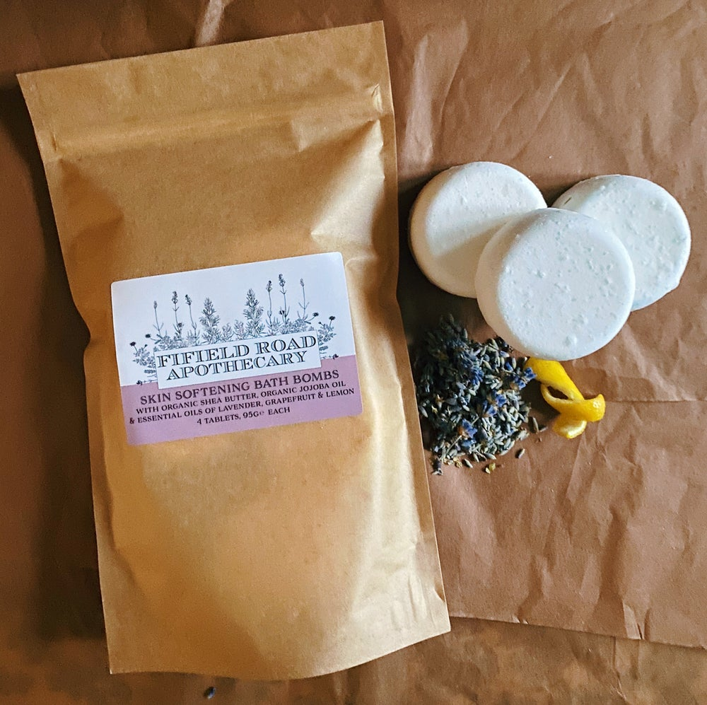 Image of Skin Softening Bath Bombs