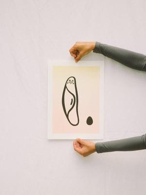 ROŽOK Black Egg — risoprint