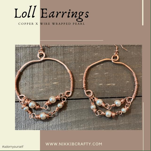Image of Loll earrings