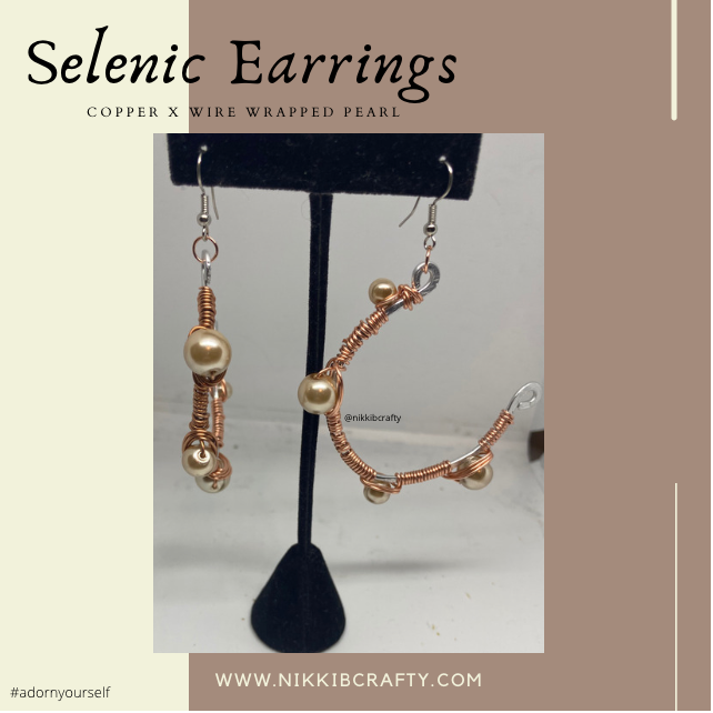 Image of Selenic Earrings - Free Shipping