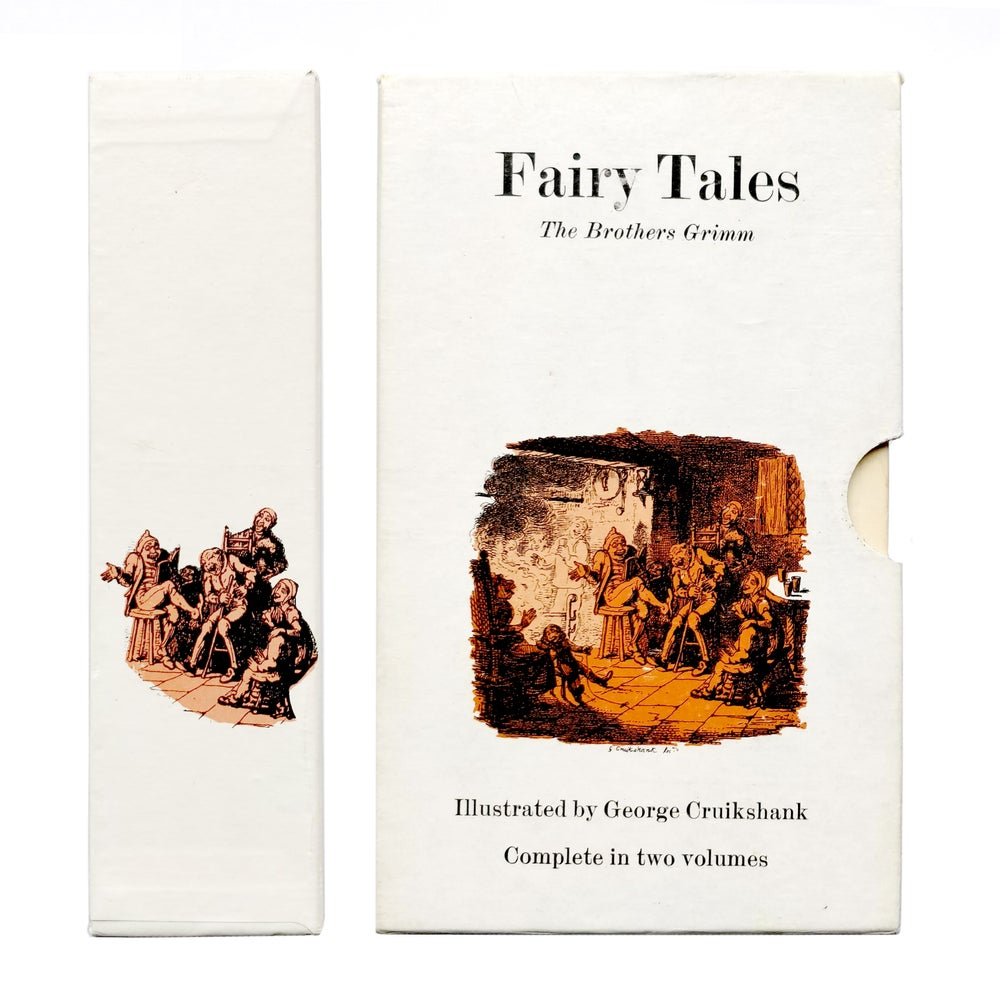The Brothers Grimm - Fairy Tales - Boxed Set of Two Volumes