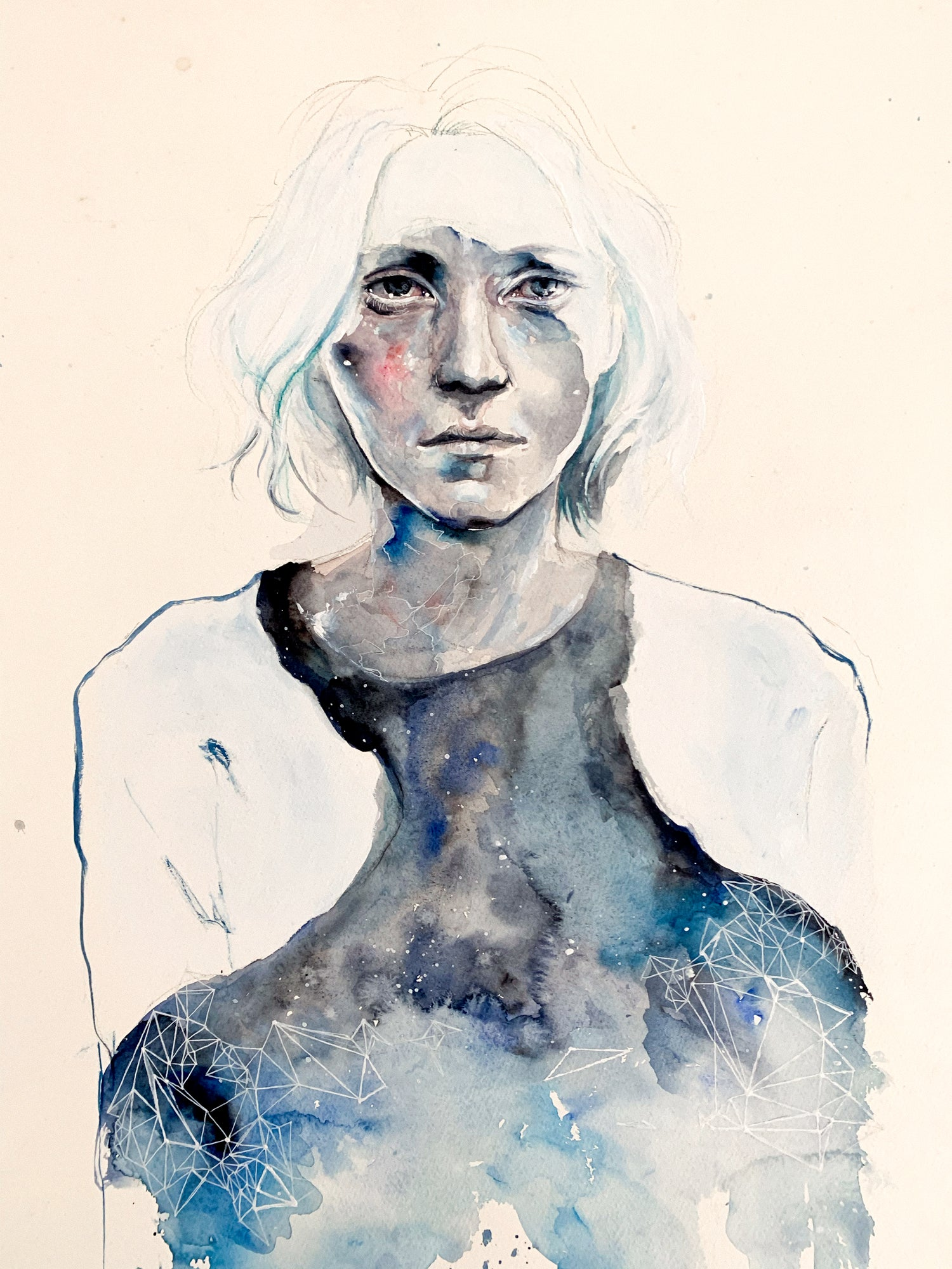 Agnes-Cecile tomorrow's final crush