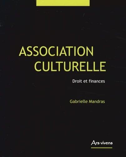 Image of  Association culturelle - Droit et finances De Gabrielle Mandras