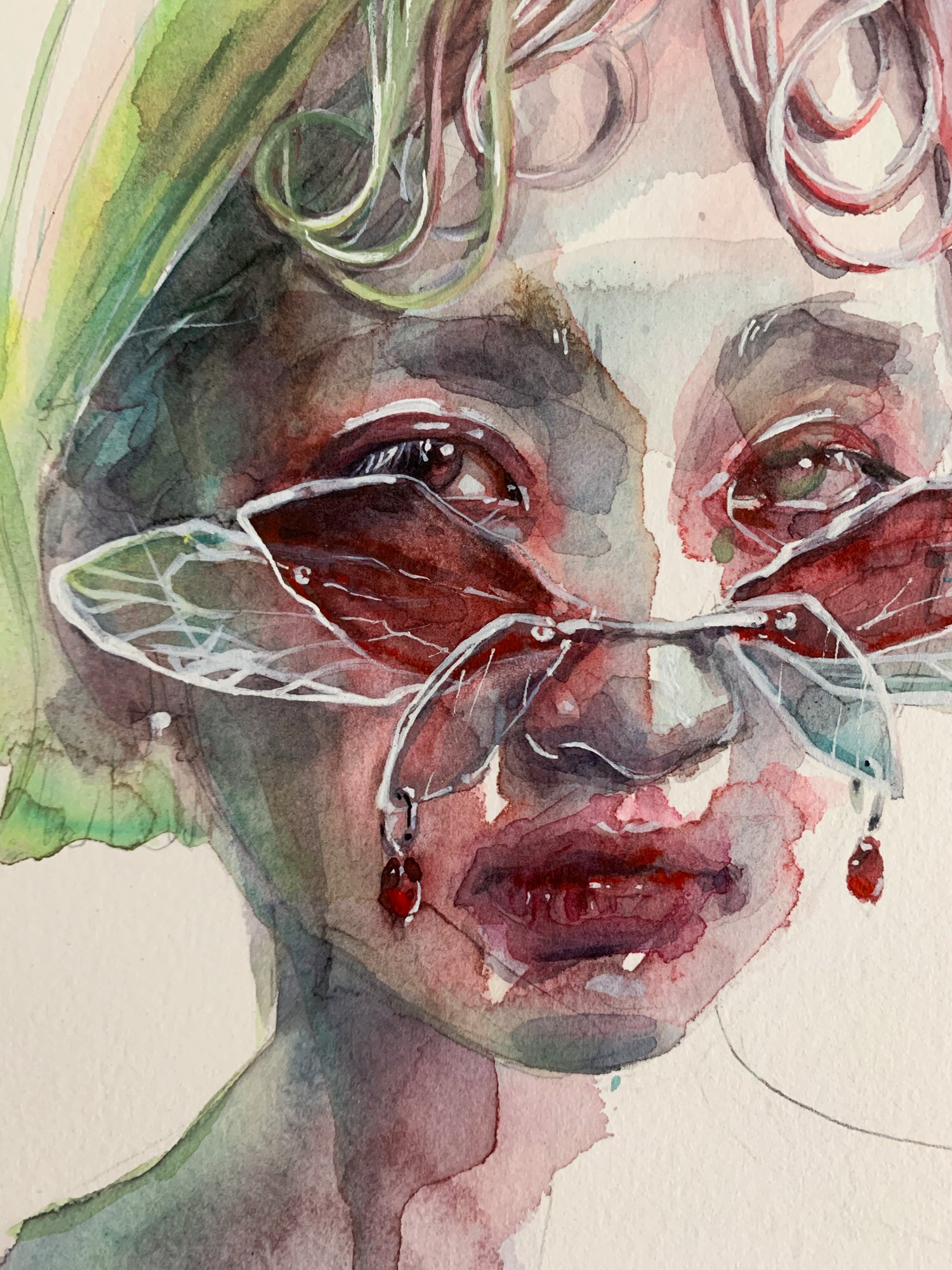 Agnes-Cecile firefly
