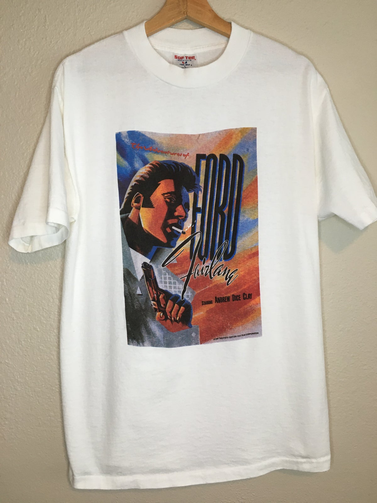90's The Adventures Of FORD Fairlane  Promo Tee