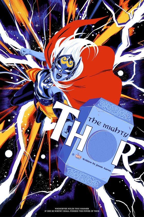 Image of The Mighty Thor