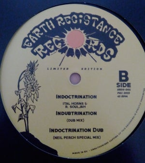 Image of The Maât Disciples, Dub Tree / Ital Horns, Robert Souljah - Come and listen / Indoctrination EP