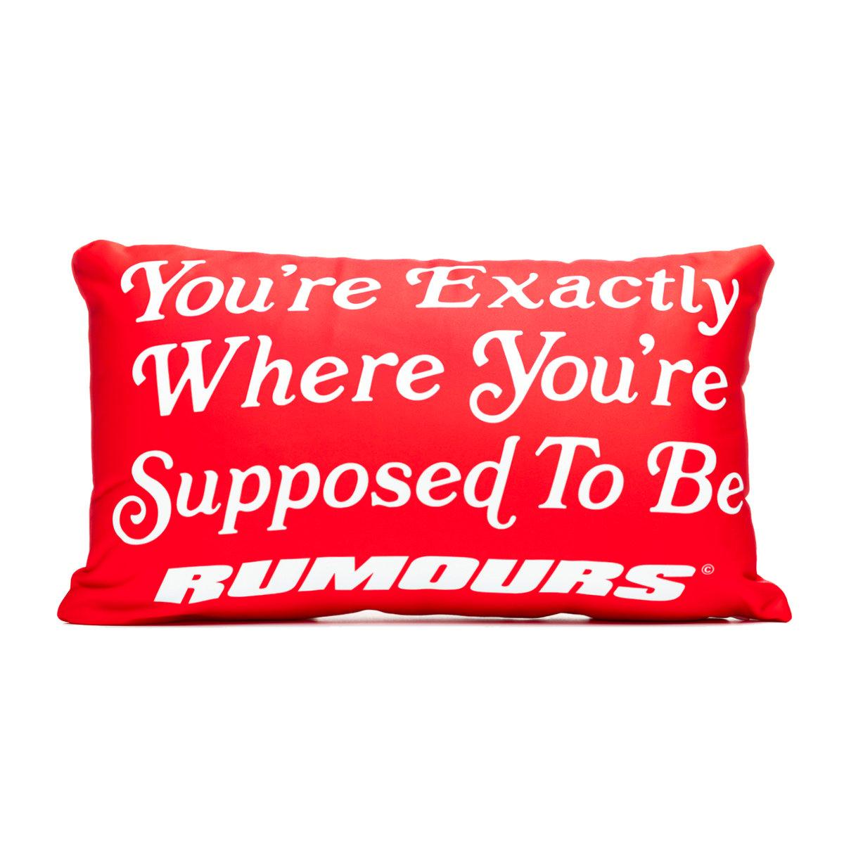 Image of Already Home Throw Pillow