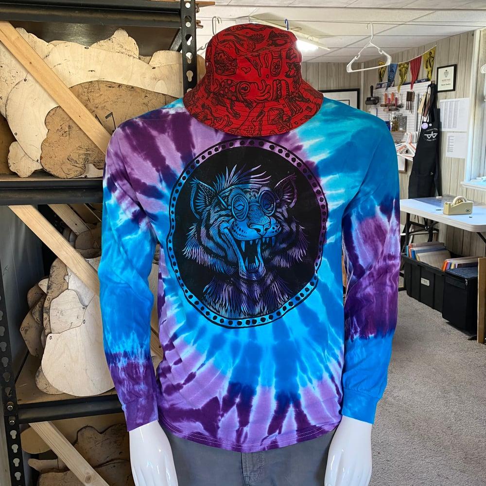 Wacky Wednesday - Long Sleeve Tie Dye Shirts **FREE SHIPPING**