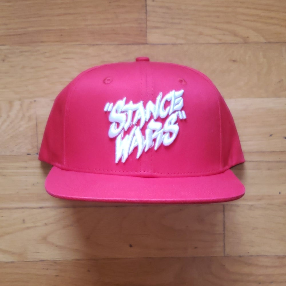 Image of StanceWars Basic Red Snapback