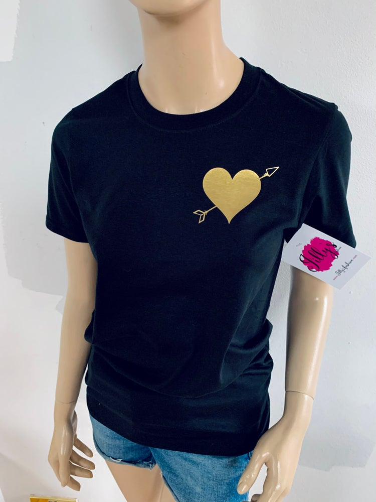 Image of Cory cupid tee - adult