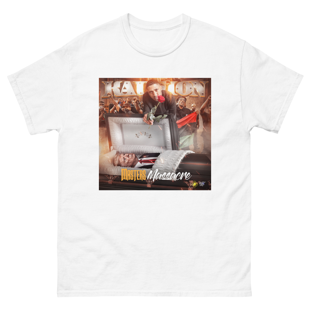 MASTER'S MASSACRE T SHIRT BY CHIEFERS CO.