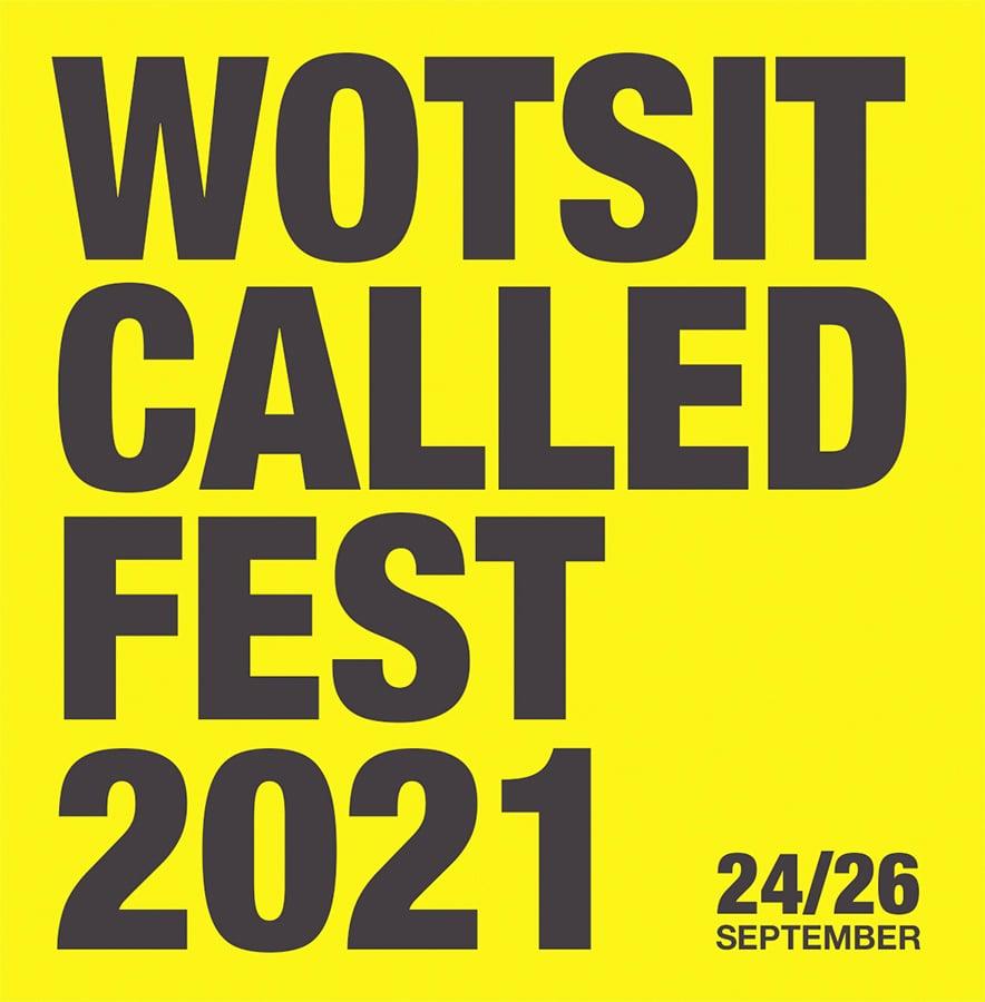 WCF 2021 Weekend Ticket