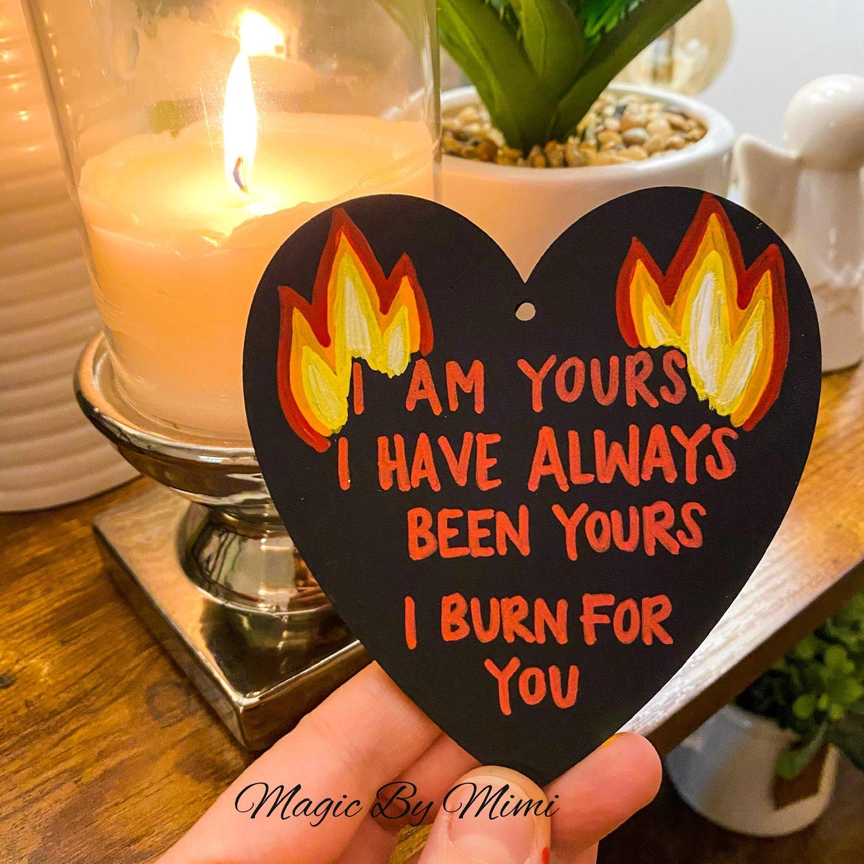 Image of Bridgerton Heart