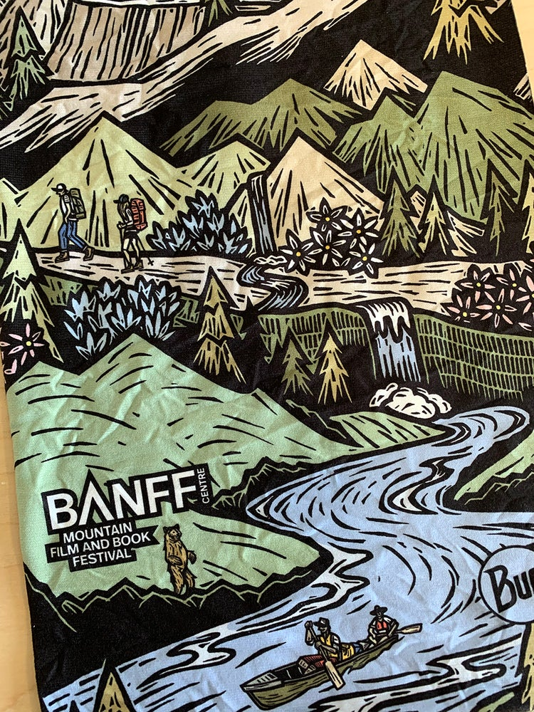 Image of 2020 Banff Mountain Film Festival Buff - Summer