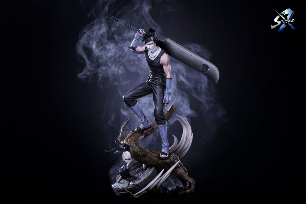 Image of [Early-Bird][Pre-Order]Naruto X Studio Momochi Zabuza 1:7 Resin Statue