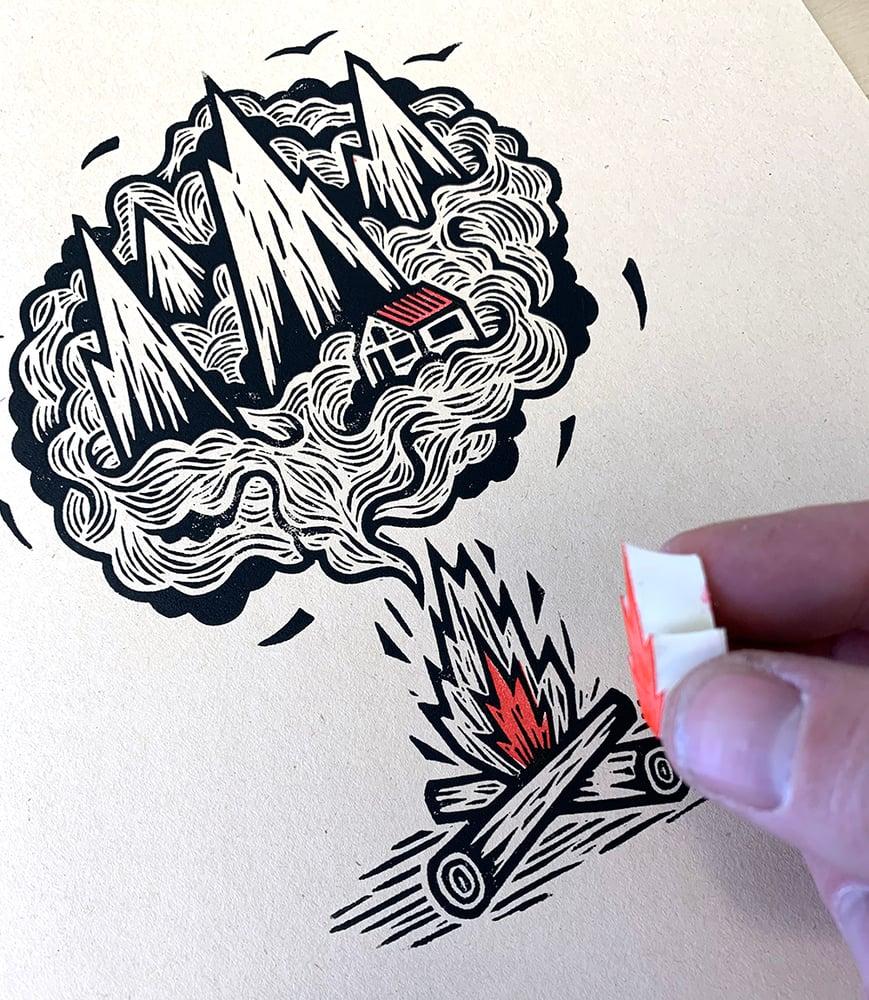 Image of Campfire Dreams