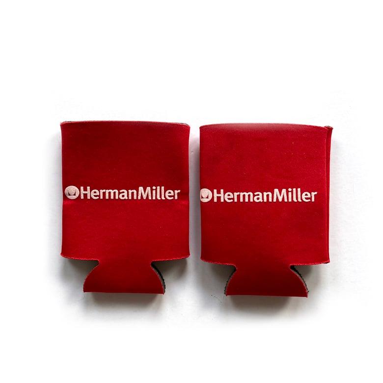 Image of Herman Miller Beer Koozies