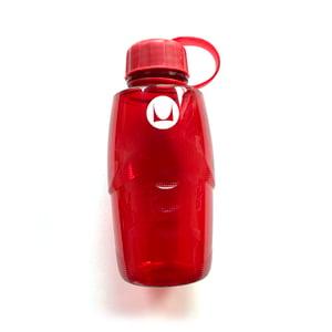 Image of Herman Miller 1L Red Plastic Bottle
