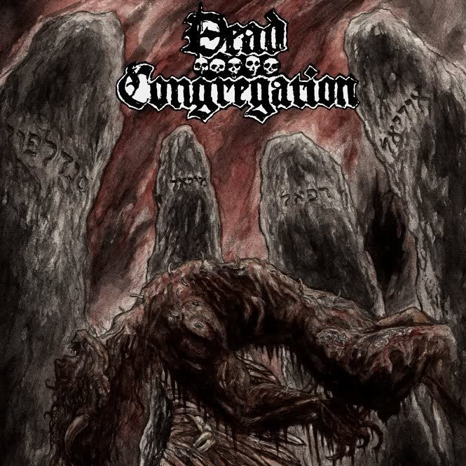 Image of Dead Congregation - Graves of the Archangels