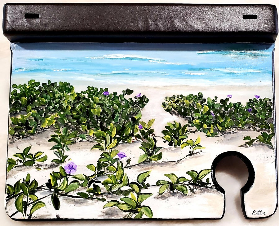 Image of Beach Morning Glory 2 by Steve and Esther Scott