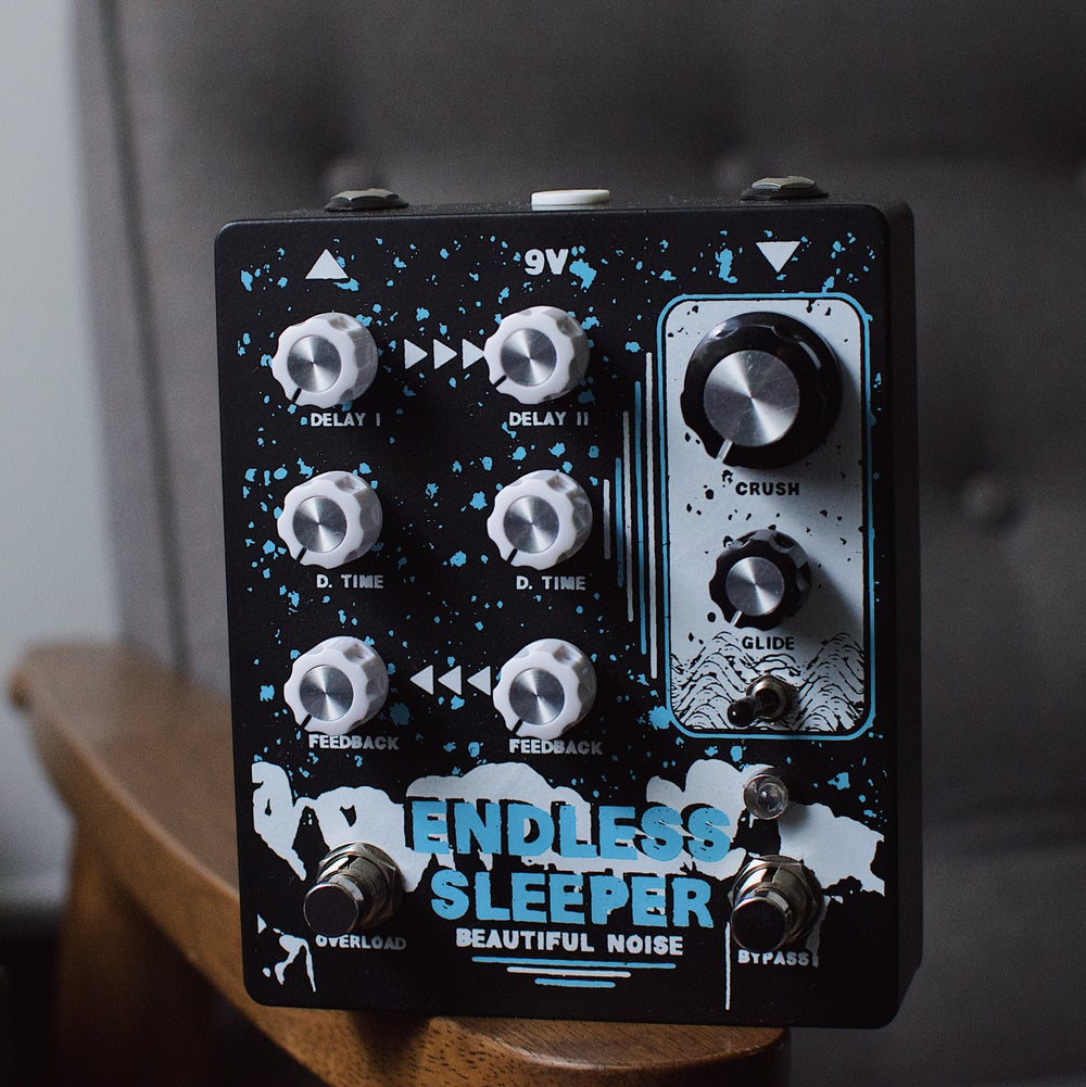 Image of Beautiful Noise Endless Sleeper Cascading Dual Delay