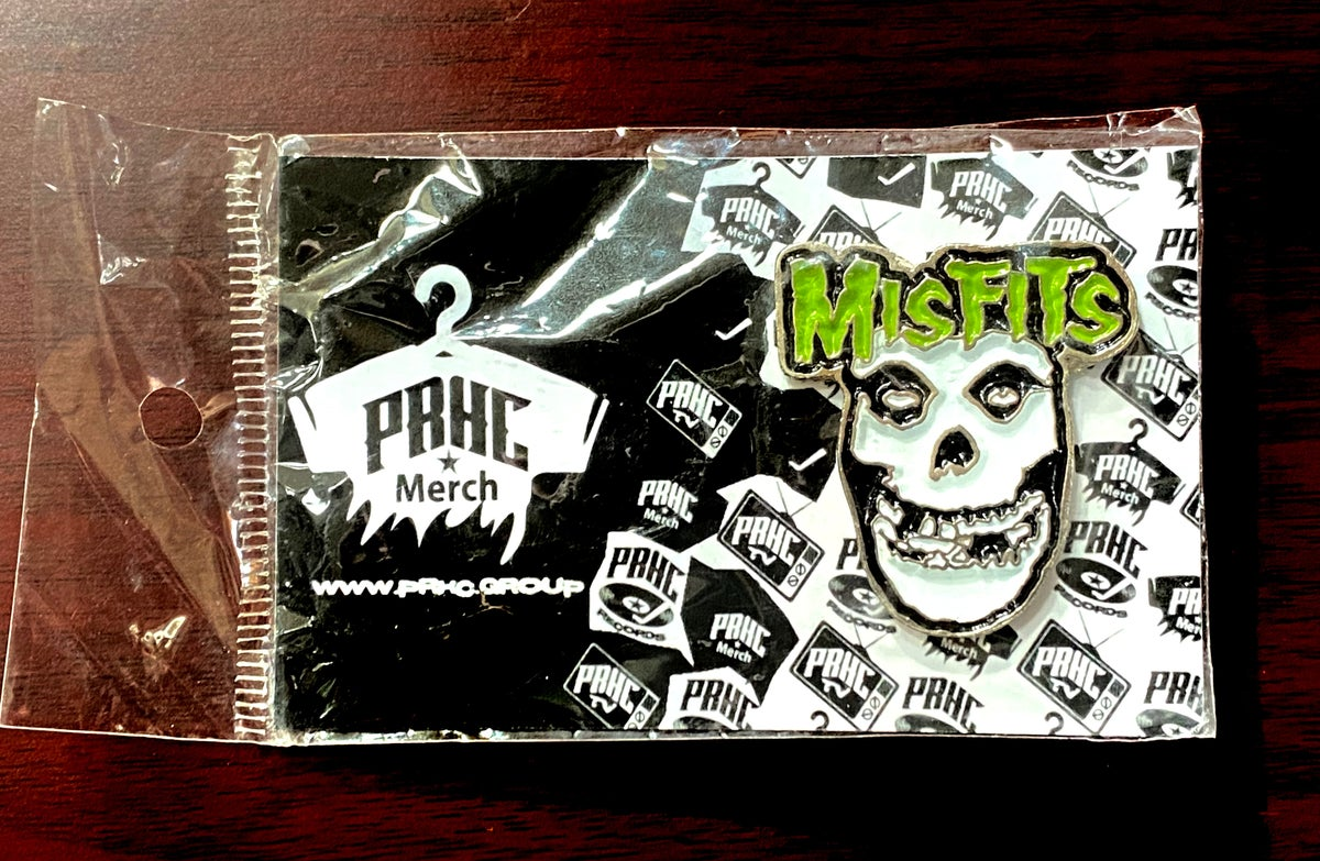 Image of Misfits Metal Pin