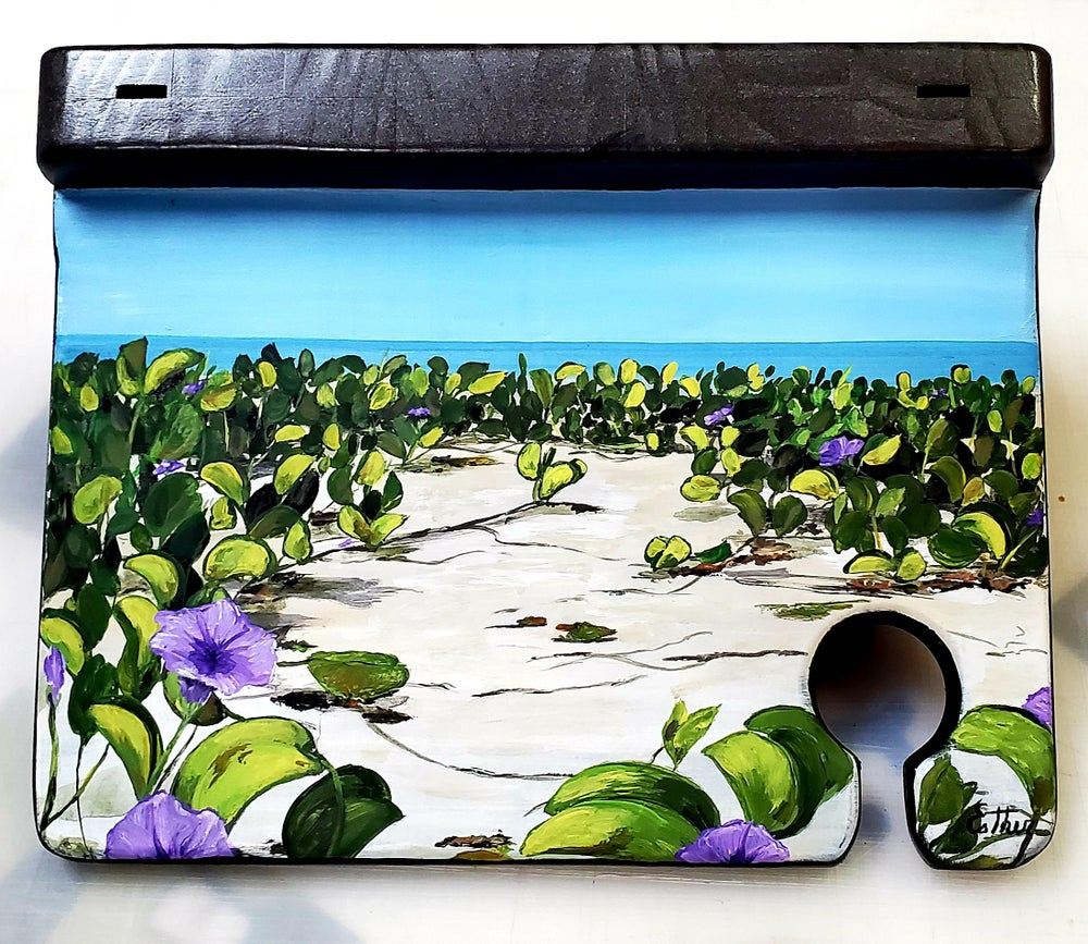 Image of Beach Morning Glory by Steve and Esther Scott