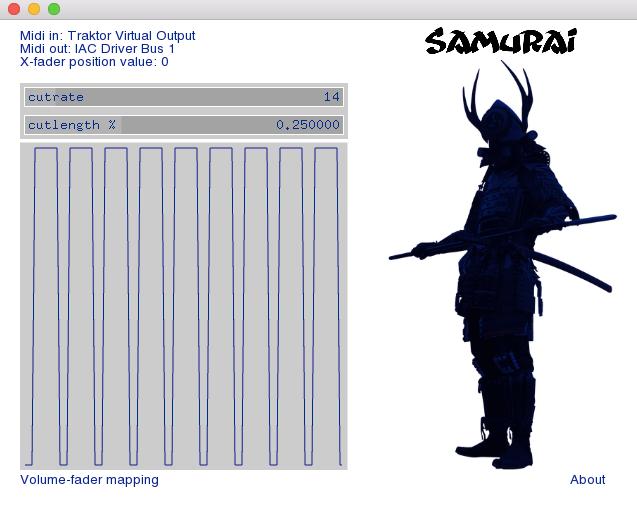 Image of Samurai app