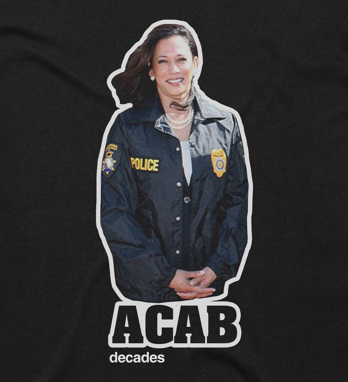 Image of Kamala Is A Cop hoodie