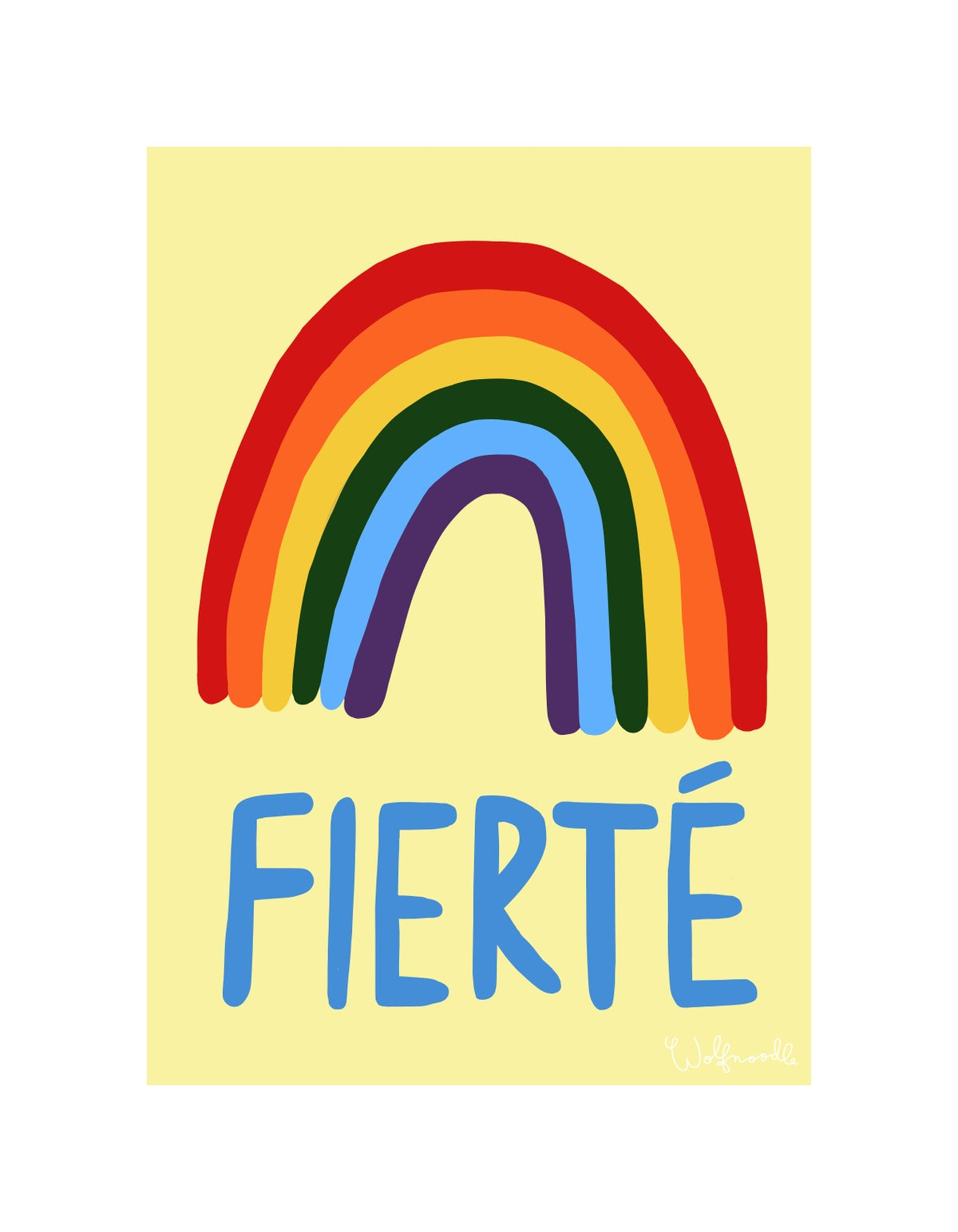 Image of Fierté